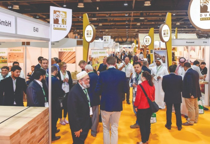 Messe Dubai WoodShow 2021